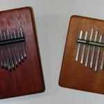 WOODEN THUMB PIANOS  MADE IN WEST VIRGINIA