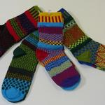 COTTON SOCKS MISMATCHED WITH LOVE IN VERMONT