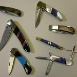 POCKET KNIVES FROM SANTA FE NEW MEXICO