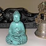 THE BUDDHA AND BELL & DORJE